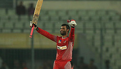 Tamim's Chittagong on verge of...