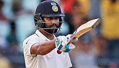 India's Rohit out of England Tests,...