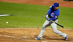 Cubs crush Indians to send World Series...