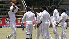 Herath puts Zimbabwe in a spin