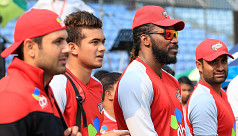 'I'm Chris Gayle, the six-machine'