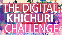 Let the Digital Khichuri Challenge...