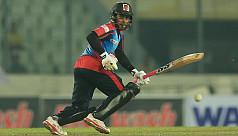 Barisal beat Rajshahi by four runs in...