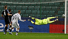 Real salvage draw in thriller at Legia,...