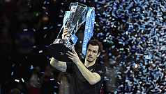 Imperious Murray wins Tour Finals, on...