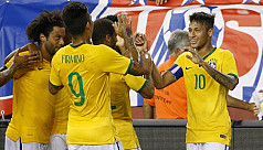 Brazil close gap on Argentina at top...