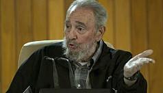 Former Cuban leader Fidel Castro dies...