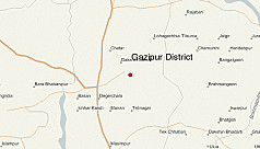 Human remains discovered in Gazipur...