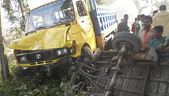 Four killed in road crashes in Jhenaidah,...