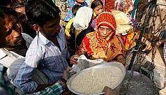 Irregularities in ration card distribution