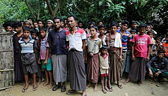 Myanmar denies Bangladeshi account of...