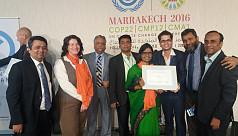 Bangladeshi company honoured with UN...