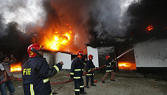 Minute-by-minute: 26 injured in fire...