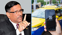 Quader refuses to talk to Uber