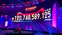 Alibaba makes $17.8bn record sales