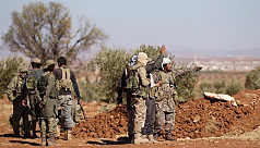 Turkish media: Syria attack causes 'chemical...