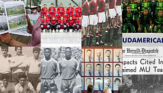 Chronology: Sport teams involved in...