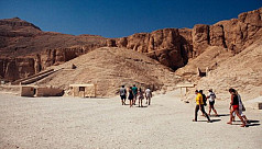 Ancient city discovered in Egypt