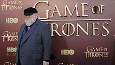 George RR Martin: Winter Is Coming
