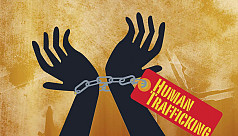 Nine trafficking victims return home...