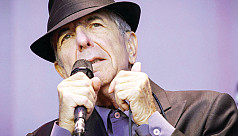 At a glance: Leonard Cohen from the...