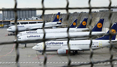 800 Lufthansa flights grounded as pilots...