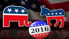Vote count: Hillary 218, Trump 276