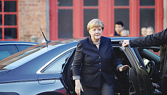 Merkel to be the new 'leader of the...