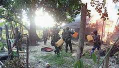Myanmar rejects reports army killed...