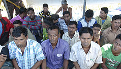 91 Rohingyas handed over to Myanmar...