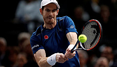 Murray celebrates number one with maiden...