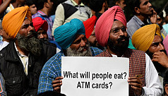 Demonetisation issue paralyses Indian...