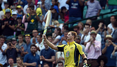 Smith record century leads Aussies to...