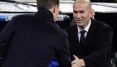 Zidane 'angry' as Real concede