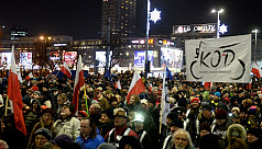 Polish lawmakers pass law restricting...
