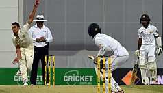 Australia two wickets from victory over...