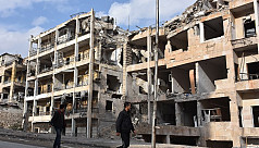 Aleppo faces vast destruction left by...