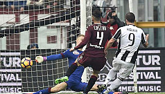 Juventus snatch win in Turin derby with...