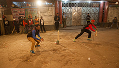 Dhaka street cricket, where passion...