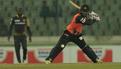 Plays of the day: Pooran shows big-hitting...