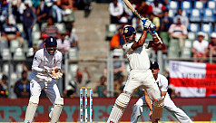India make strong start in reply to...