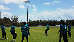 Tigers' first batch start training in...