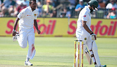 Lakmal wickets ensure honours even after...
