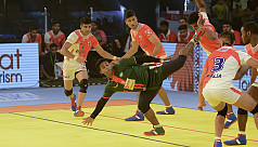 Bangladesh kabaddi players'...