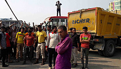 Bus owners block Dhaka-Sylhet highway,...