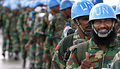 Country to send more peacekeepers to...