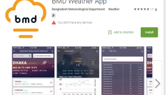 PM opens mobile app for faster weather...