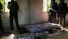 Huji hideout busted in Chittagong, 3...