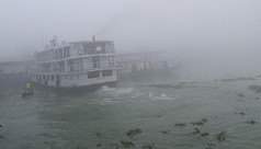 Ferry services on Paturia-Daulatdia...