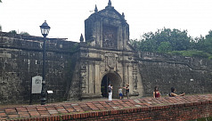 A walking tour of the walled city of...
